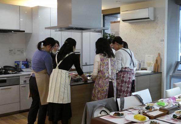 『喜多山工務店&パナソニック IHクッキング教室』を開催しました。
