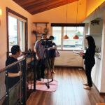 「動画で見る住宅見学会」第2弾の撮影をしました。